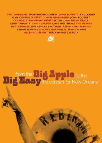 Bestselling Movies (2006) - From the Big Apple to the Big Easy: Madison Square Garden Concert