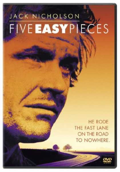 Bestselling Movies (2006) - Five Easy Pieces by Bob Rafelson