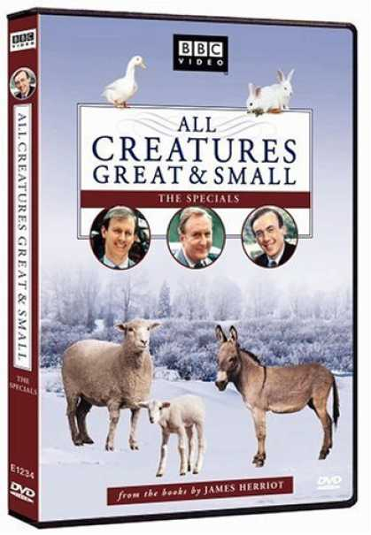 Bestselling Movies (2006) - All Creatures Great & Small - The Specials by Rachel Hogg