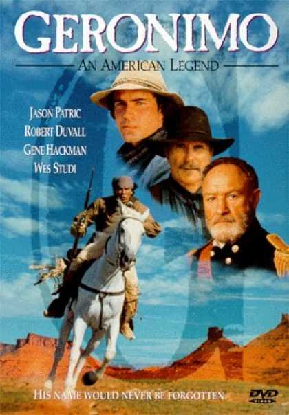 Bestselling Movies (2006) - Geronimo - An American Legend by Walter Hill