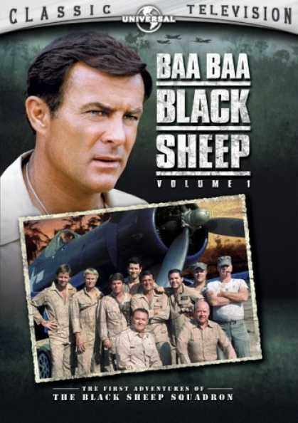Bestselling Movies (2006) - Baa Baa Black Sheep - Volume 1 by Robert Conrad