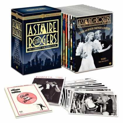 Bestselling Movies (2006) - Astaire & Rogers Ultimate Collector's Edition (Flying Down to Rio / The Gay Divo