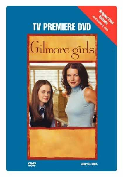 Bestselling Movies (2006) - Gilmore Girls - Pilot (TV Premiere DVD)