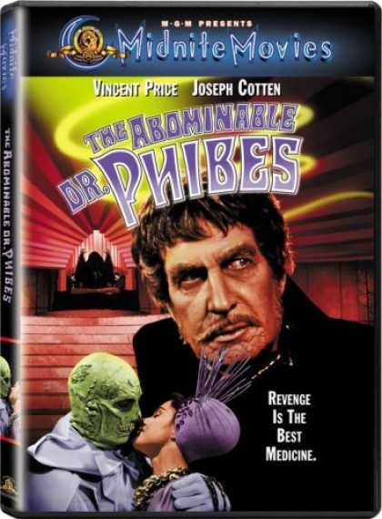 Bestselling Movies (2006) - The Abominable Dr. Phibes/Dr. Phibes Rises Again! by Robert Fuest