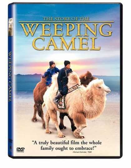Bestselling Movies (2006) - The Story of the Weeping Camel by Luigi Falorni