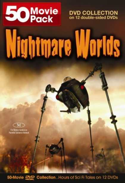 Bestselling Movies (2006) - Nightmare Worlds 50 Movie Pack Collection