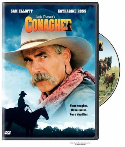 Bestselling Movies (2006) - Conagher by Reynaldo Villalobos