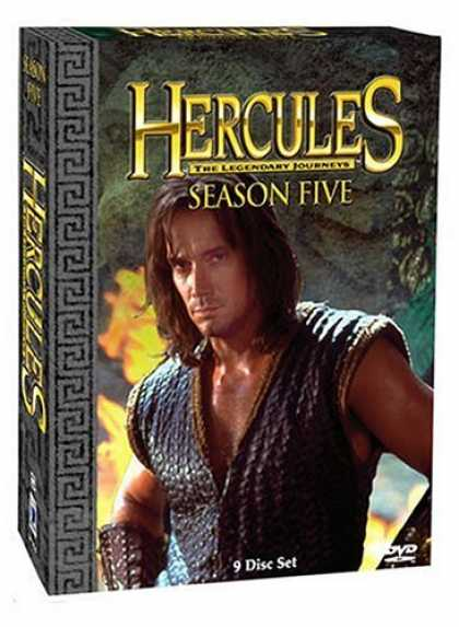 Bestselling Movies (2006) - Hercules The Legendary Journeys - Season 5 by Robert Radler