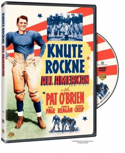 Bestselling Movies (2006) - Knute Rockne All American by Lloyd Bacon