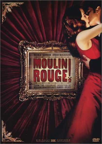 Bestselling Movies (2006) - Moulin Rouge (Single Disc Edition) by Baz Luhrmann