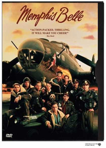 Bestselling Movies (2006) - Memphis Belle by Michael Caton-Jones