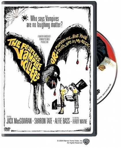 Bestselling Movies (2006) - The Fearless Vampire Killers, or Pardon Me but Your Teeth Are in My Neck