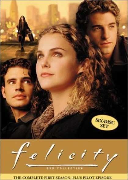 Bestselling Movies (2006) - Felicity - Freshman Year Collection (The Complete First Season) by Matt Reeves
