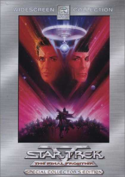 Bestselling Movies (2006) - Star Trek V - The Final Frontier (Special Edition) by William Shatner