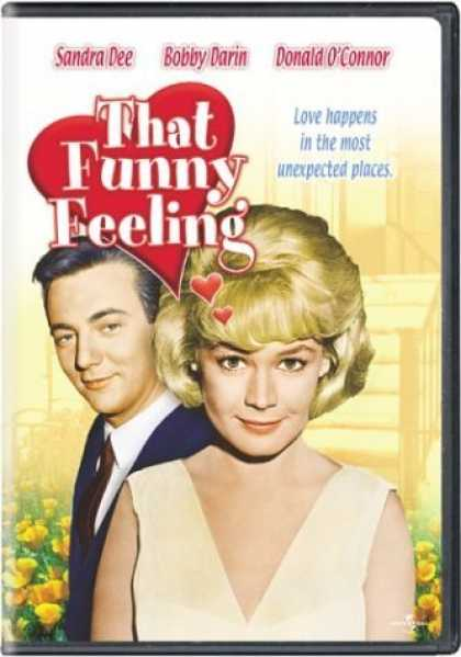 Bestselling Movies (2006) - That Funny Feeling by Richard Thorpe