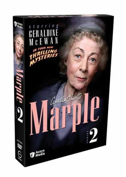 Bestselling Movies (2006) - Agatha Christie's Marple - Series 2 by Ed Hall (IX)