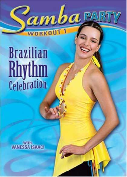 Bestselling Movies (2006) - Samba Party Workout 1: Brazilian Rhythm Celebration