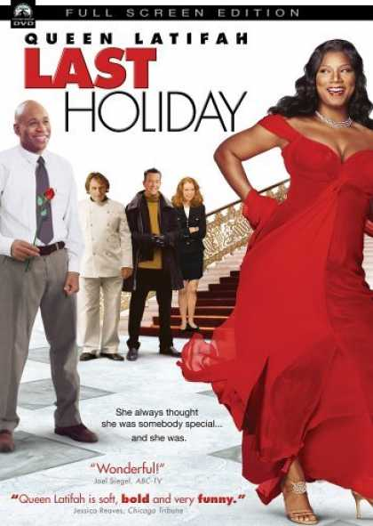 Bestselling Movies (2006) - Last Holiday (Full Screen Edition) by Wayne Wang