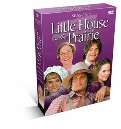 Bestselling Movies (2006) - Little House on the Prairie - The Complete Season 7 by Maury Dexter
