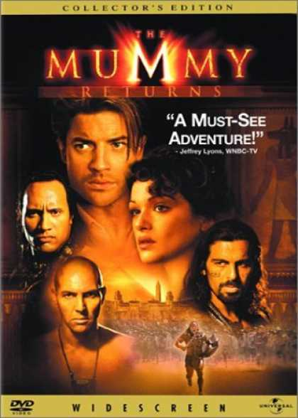 Bestselling Movies (2006) - The Mummy Returns (Widescreen Collector's Edition)