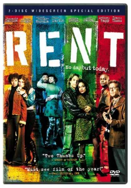 Bestselling Movies (2006) - Rent (Widescreen Two-Disc Special Edition)
