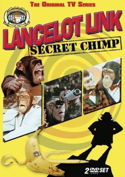 Bestselling Movies (2006) - Lancelot Link: Secret Chimp by Pat Shields