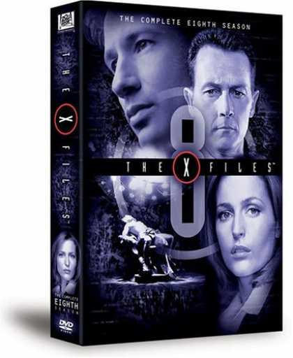 Bestselling Movies (2006) - The X-Files - The Complete Eighth Season (Slim Set)