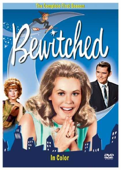 Bestselling Movies (2006) - Bewitched: The Complete First Season by Ida Lupino