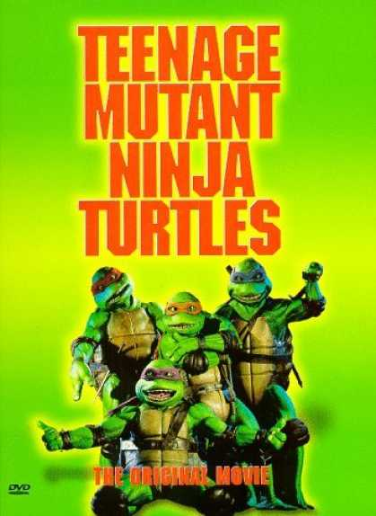 Bestselling Movies (2006) - Teenage Mutant Ninja Turtles - The Movie by Steve Barron