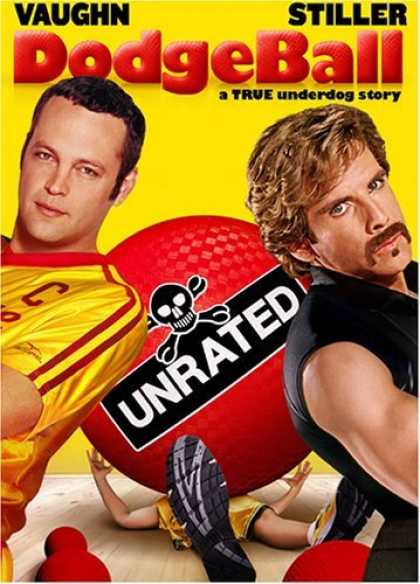 Bestselling Movies (2006) - Dodgeball - A True Underdog Story (Unrated Edition)