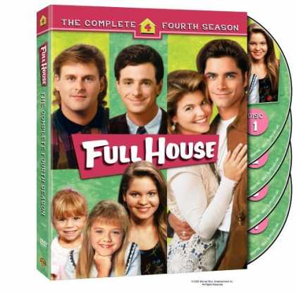 Bestselling Movies (2006) - Full House - The Complete Fourth Season
