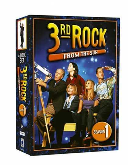 Bestselling Movies (2006) - 3rd Rock from the Sun - Season 1