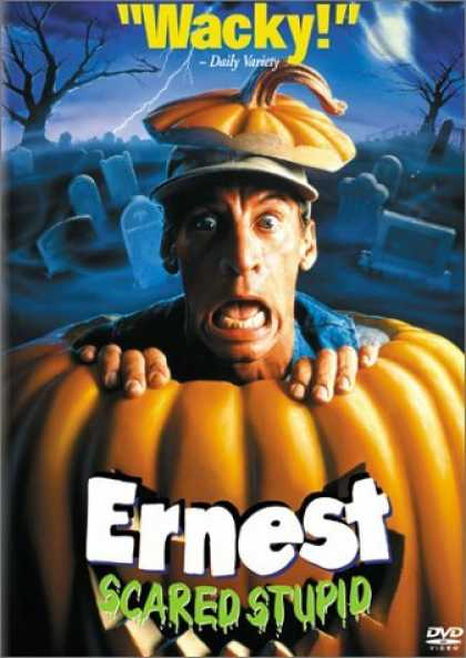 Bestselling Movies (2006) - Ernest Scared Stupid by John R. Cherry III