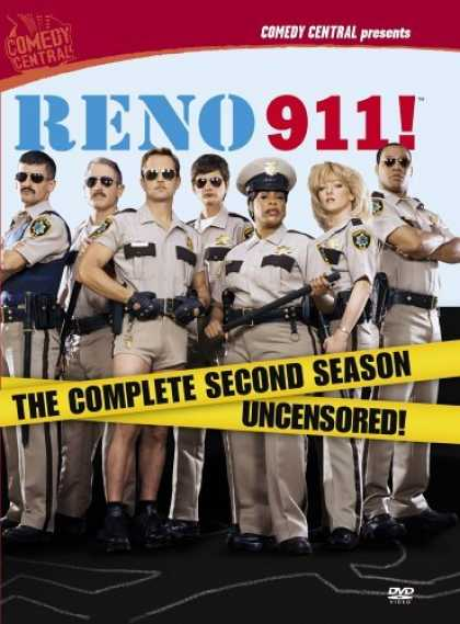 Bestselling Movies (2006) - Reno 911 - The Complete Second Season (Uncensored) by Brad Abrams