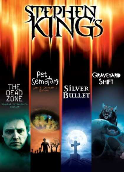 Bestselling Movies (2006) - The Stephen King Collection (Pet Sematary Special Collector's Edition / The Dead