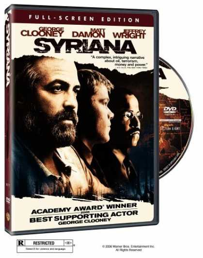 Bestselling Movies (2006) - Syriana (Full Screen Edition) by Stephen Gaghan
