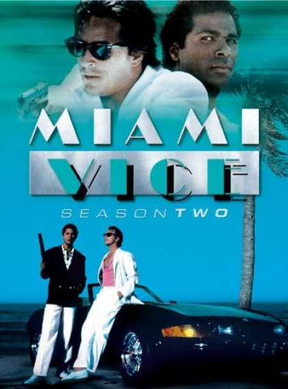 Bestselling Movies (2006) - Miami Vice - Season Two by Vern Gillum