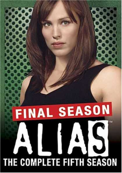 Bestselling Movies (2006) - Alias - The Complete Fifth Season