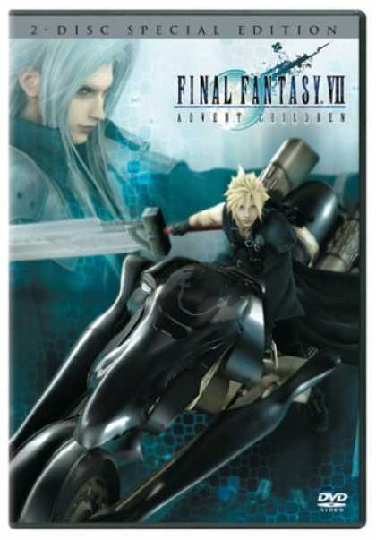 Bestselling Movies (2006) - Final Fantasy VII - Advent Children (Two-Disc Special Edition) by Takeshi Nozue