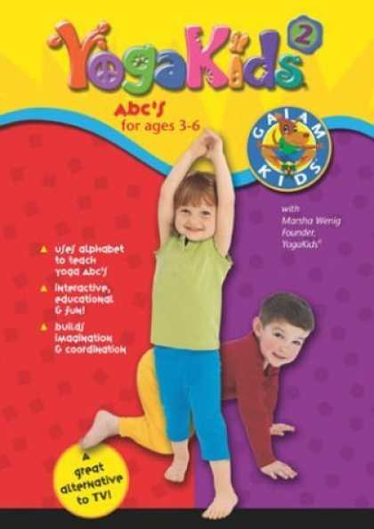 Bestselling Movies (2006) - Yoga Kids, Vol. 2: ABC's for Ages 3-6