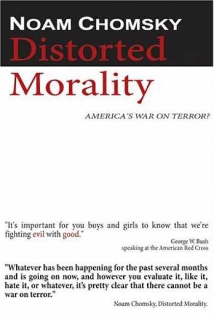 Bestselling Movies (2006) - Noam Chomsky - Distorted Morality: America's War on Terror? by John Junkerman