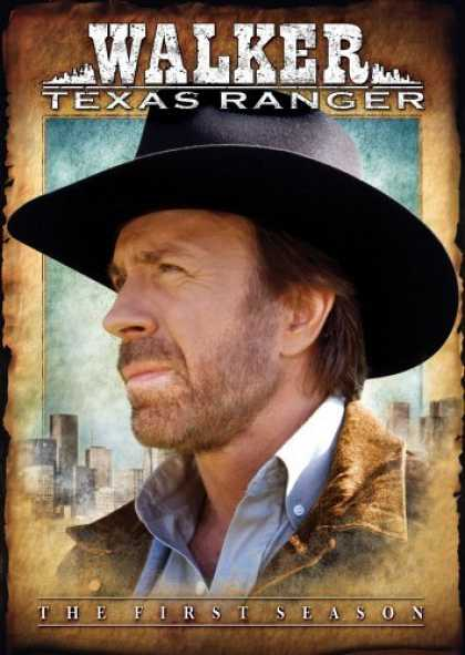 Bestselling Movies (2006) - Walker, Texas Ranger - The Complete First Season by Tony Mordente
