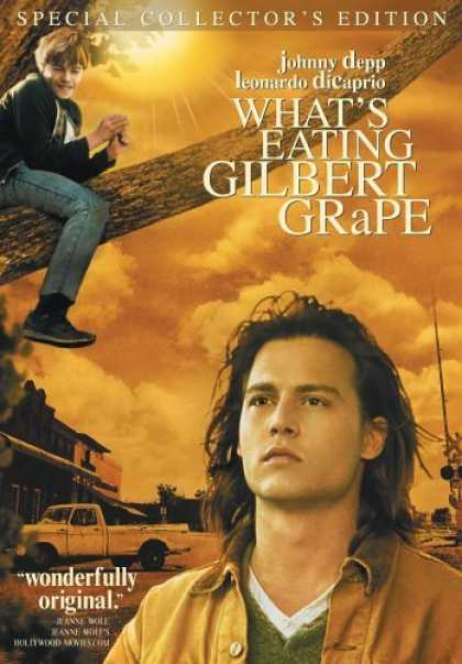 Bestselling Movies (2006) - What's Eating Gilbert Grape (Special Collector's Edition) by Lasse Hallström