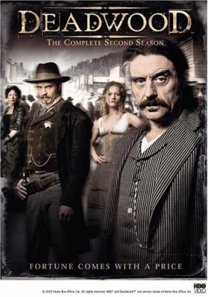 Bestselling Movies (2006) - Deadwood - The Complete Second Season by Davis Guggenheim