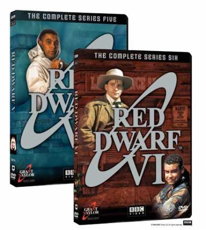 Bestselling Movies (2006) - Red Dwarf - Series 5 & 6 by Andy DeEmmony