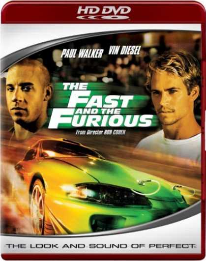 Bestselling Movies (2006) - Fast & Furious (HD DVD) by Rob Cohen