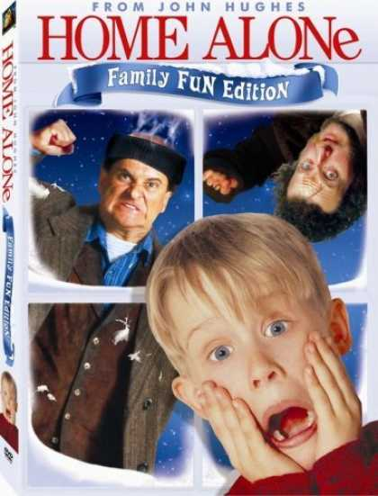 Bestselling Movies (2006) - Home Alone: Family Fun Edition by Chris Columbus