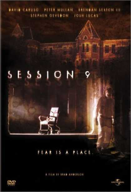 Bestselling Movies (2006) - Session 9 (Ws) by Brad Anderson (II)