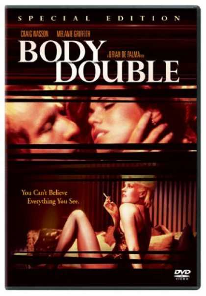 Bestselling Movies (2006) - Body Double (Widescreen Special Edition) by Brian De Palma