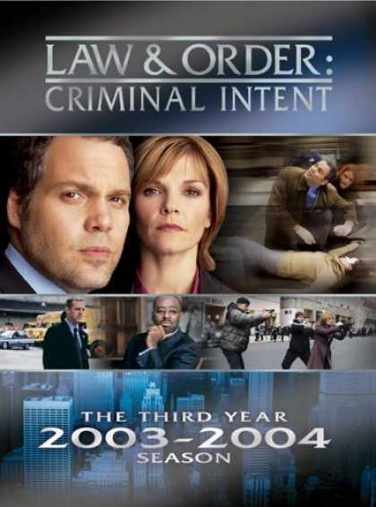 Bestselling Movies (2006) - Law & Order Criminal Intent - The Third Year (2003-04 Season)